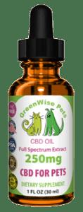 Pets Full Spectrum CBD Oil for sale
