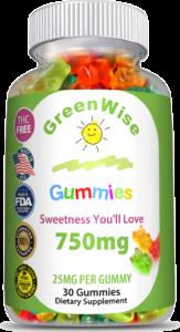 Gummy Full Spectrum CBD Oil for sale